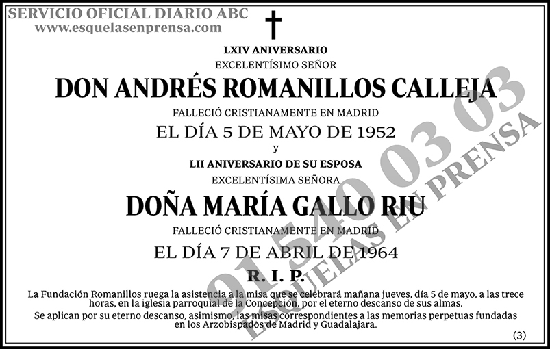 Andrés Romanillos Calleja